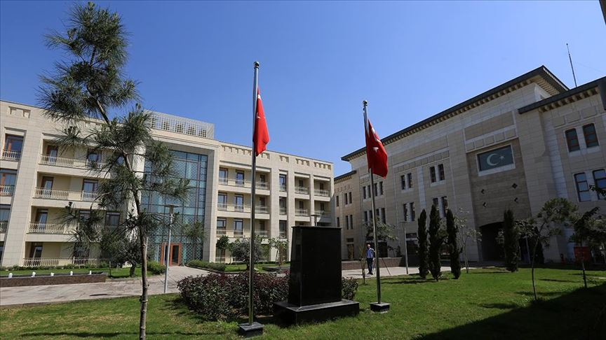 Türkiye'nin Bağdat Büyükelçisi değiştirildi!