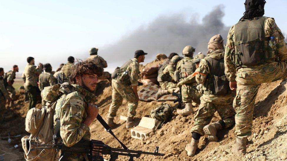 SOHR: Türk istihbaratından Suriye'deki milislere Ukrayna talimatı!