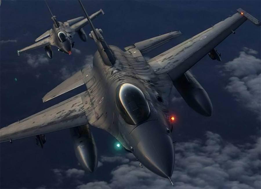 Forbes: Türkiye, savaş uçağı filosu bakımından komşularına göre hayli geride!