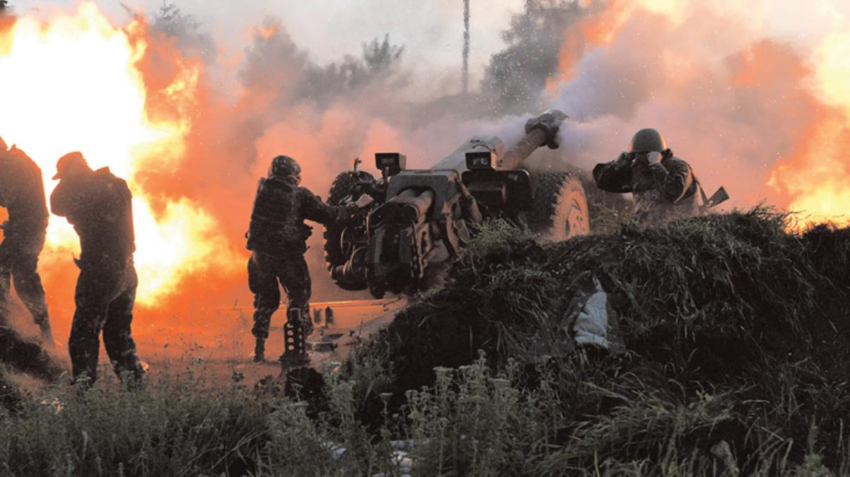 Ukrayna sınırında gerilim yükseldi: 1 asker öldürüldü!