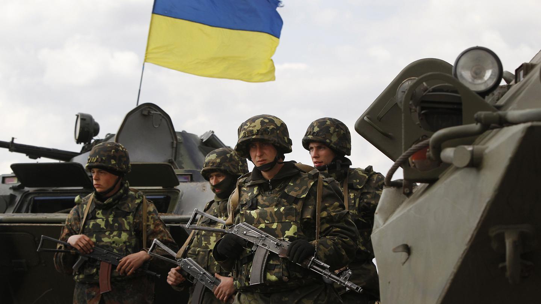 Ukrayna sınırında çatışma!
