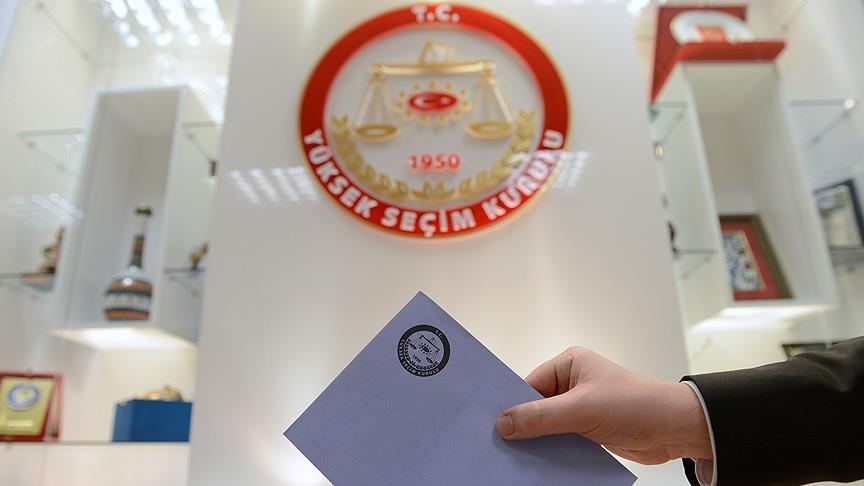 YSK, 'o illerin' milletvekilli sayısını yeniden düzenledi!