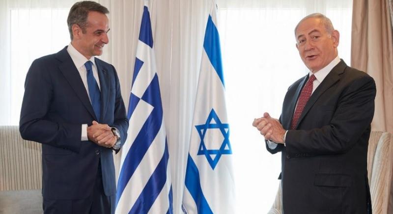 İsrail ile Yunanistan arasında 20 yıllık savunma anlaşması imzalandı!