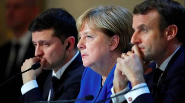 Üç ülkenin lideri 'Rusya' gündemiyle bir araya gelecek