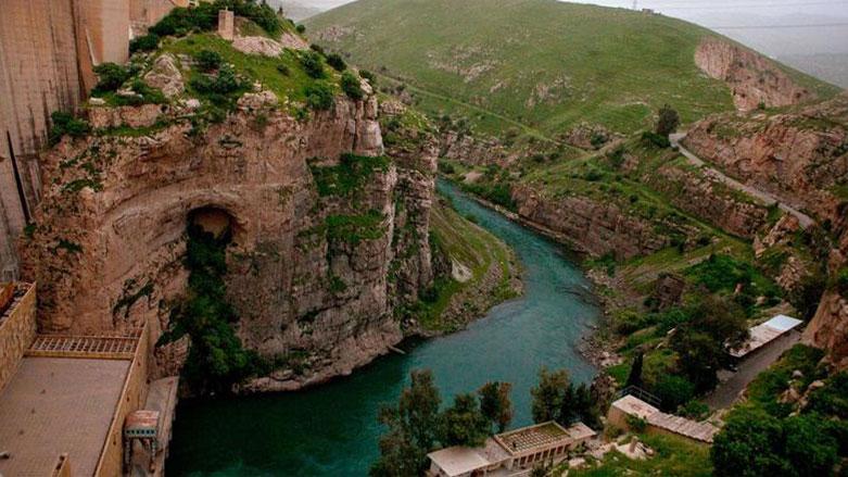 İran, Kürdistan Bölgesi'ne akan Zap Suyu'nu 4'üncü kez kesti!