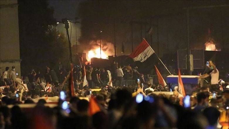 Irak | Zikar Valisi son protestoların ardından istifa etti!
