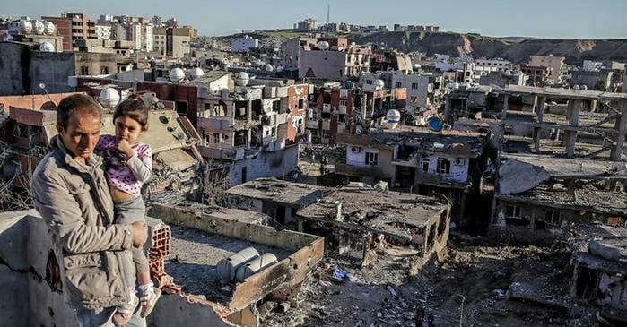 Rapor: Kürt illerinde çıkan çatışmalar sonucu 5 yılda 123 çocuk öldü!