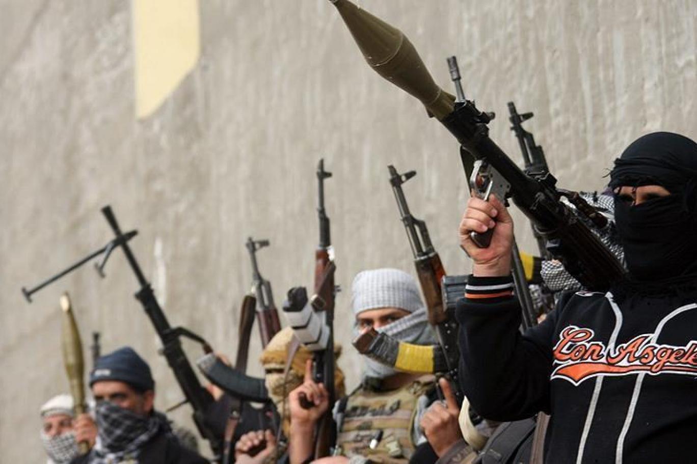IŞİD'den Irak ordusuna saldırı!