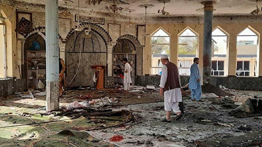 En az 60 kişinin öldürüldüğü cami saldırısını IŞİD üstlendi!