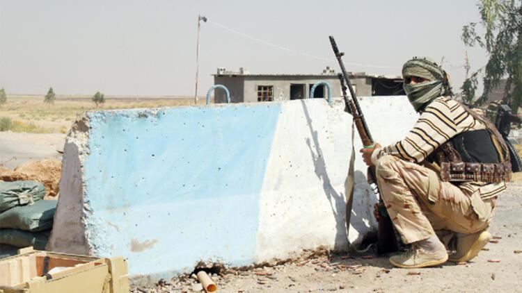 IŞİD, Irak polisine saldırdı: Ölü ve yaralılar var!