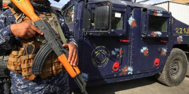 Üst düzey 2 IŞİD'li Ninova'da yakalandı!