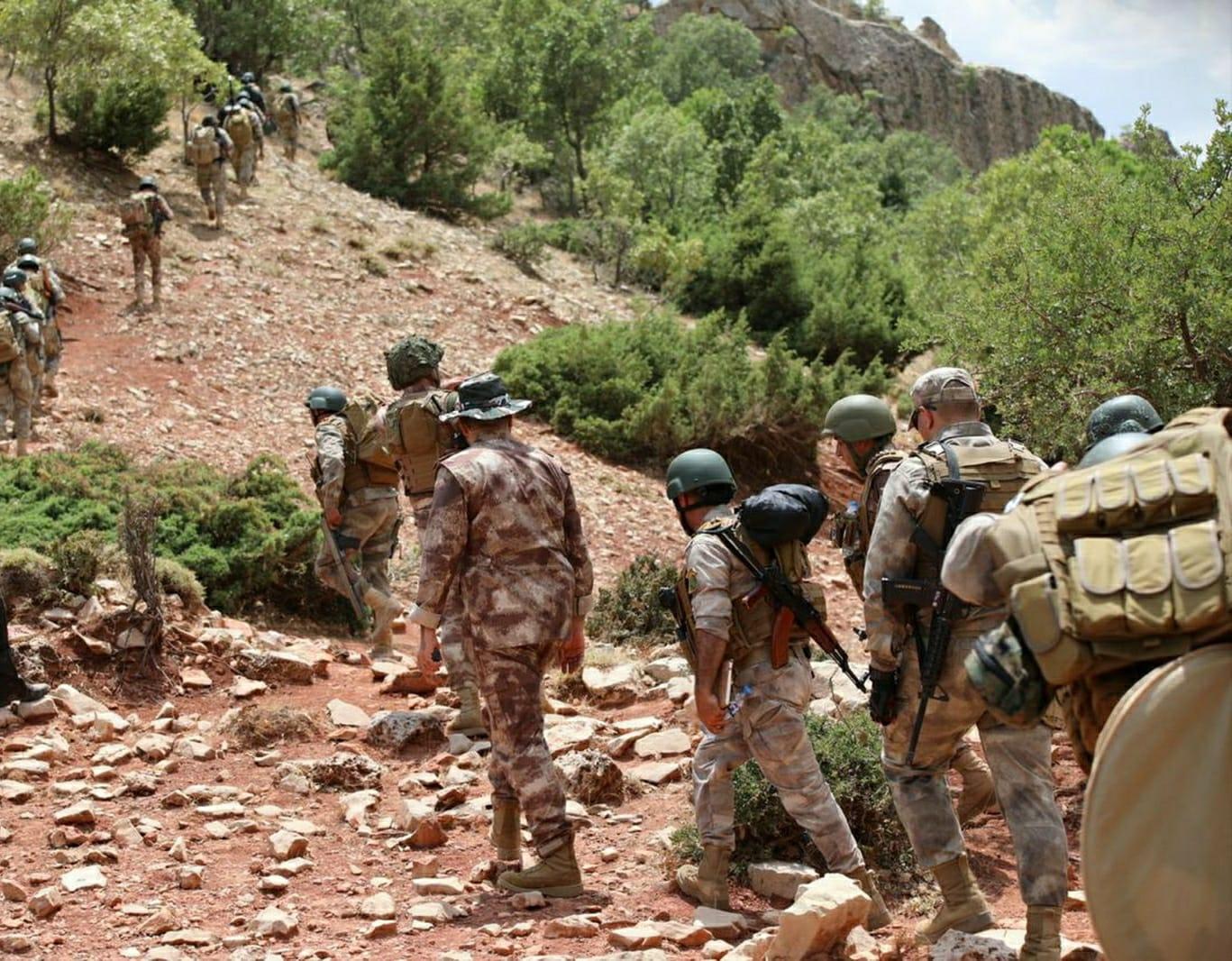 Irak ordusu TSK'ye karşı 'o bölgede' 4 üs kurdu!