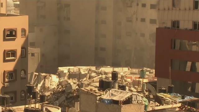İsrail gün içinde duyurmuştu: Ordu o binayı vurdu!