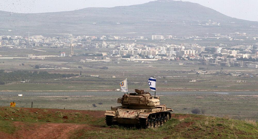 İsrail, Suriye'ye ait bir gözlem noktasını imha etti