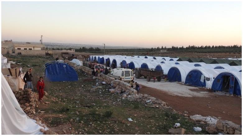 Rojava'nın Şehba bölgesinde patlama!