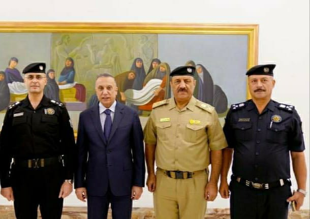 Bağdat | Kürdistan Bölgesi İçişleri Bakanlığı heyeti, Kazımi ile görüştü!