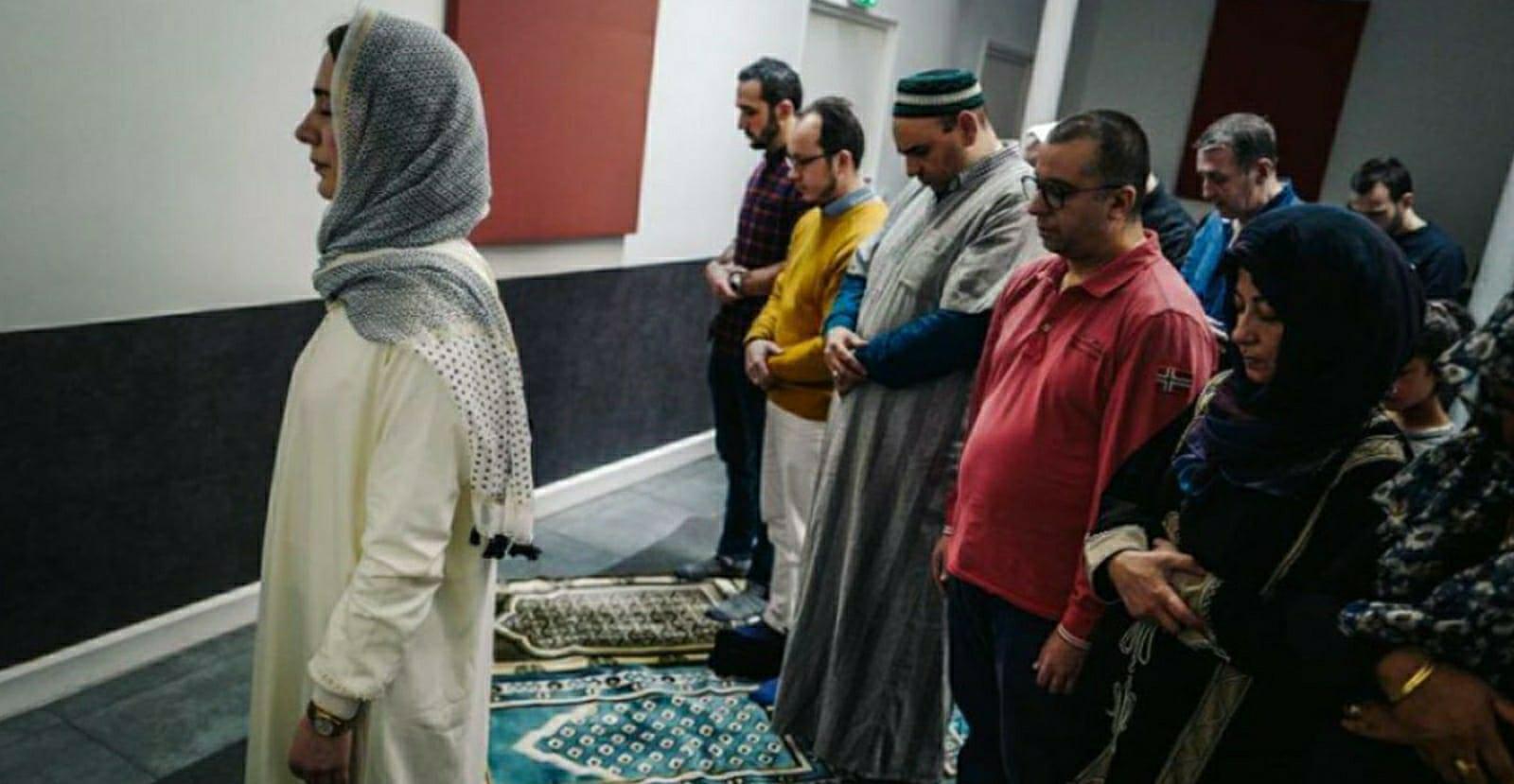 Fransa'nın ilk kadın imamı: Fransa İslamı'nın zamanı geldi!
