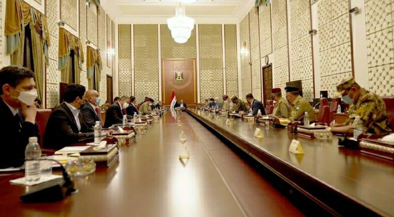 Peşmerge Güçleri ve Irak ordusu arasında önemli toplantı!