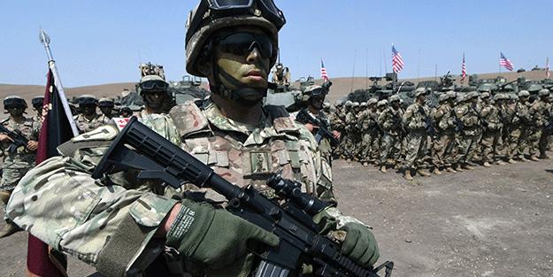 Doğu Avrupa ülkeleri: Rusya'ya karşı en etkili caydırıcılık ABD'nin askeri varlığı!