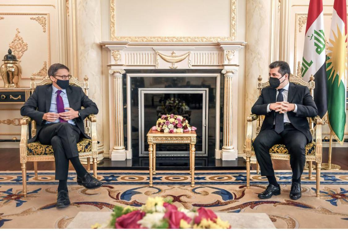 ABD heyeti: Başkan Biden Kürdistan ile ilişkilere önem veriyor