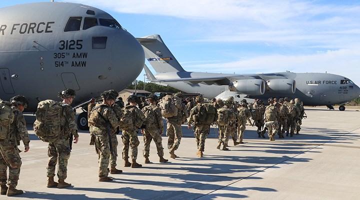 Hazırlıklar başladı: ABD'den, Orta Doğu'ya iki B-52 bombardıman uçağı!