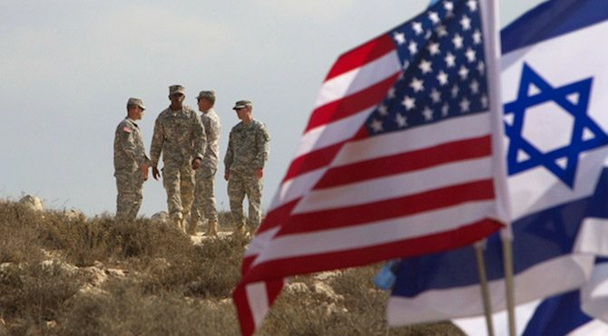 ABD: İsrail kendini savunma hakkına sahip!