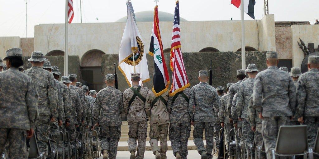 ABD muharip güçlerinin Irak'tan çekileceği tarih belli oldu!