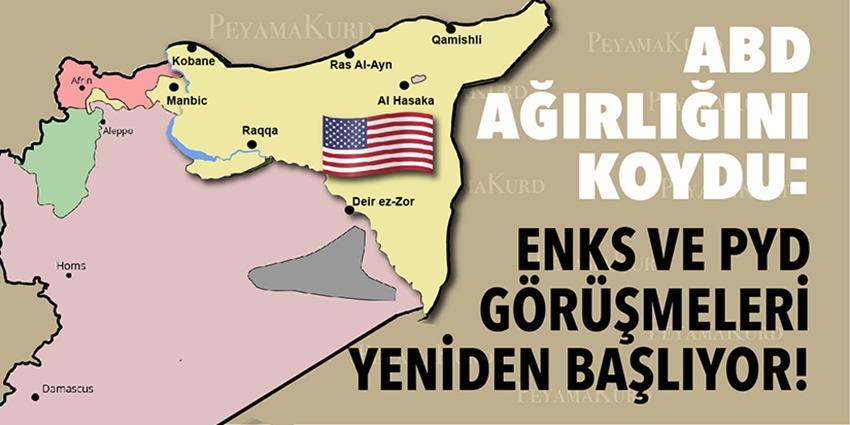 """""""ABD, Türkiye ve İran'a Kürt diyaloğu üzerinden mesaj vermek istiyor"""""""