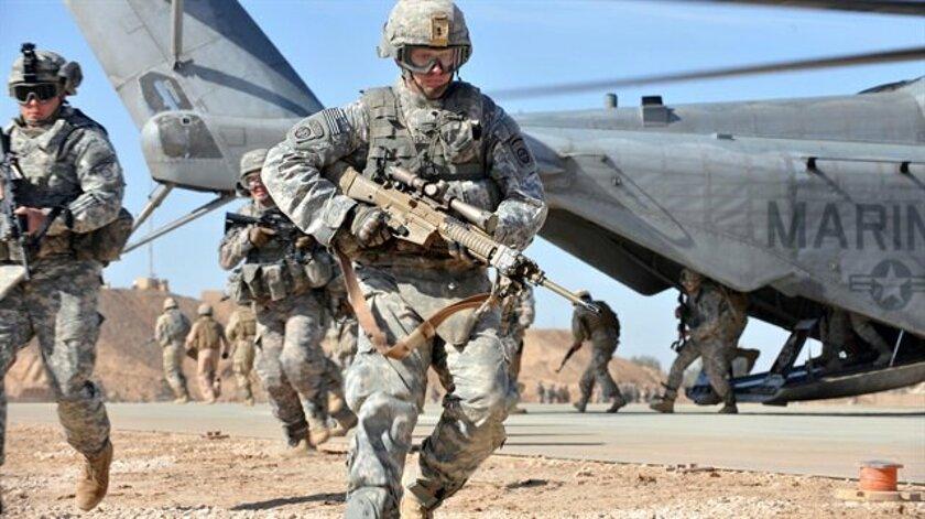 ABD basını: Özel kuvvetler, Rusya ile savaşa hazırlanıyor!
