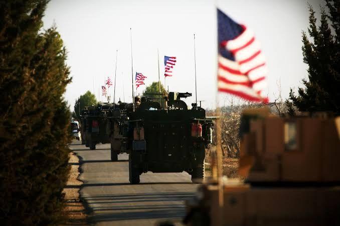 """İddia: ABD'den Türkiye sınırına """"görülmemiş büyüklükte"""" askeri takviye!"""