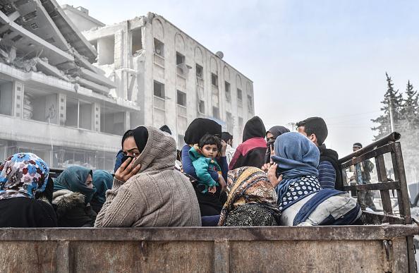 GfbV'den Türkiye'ye suçlama: Afrin yüzde 96 Kürtlerden oluşuyordu!