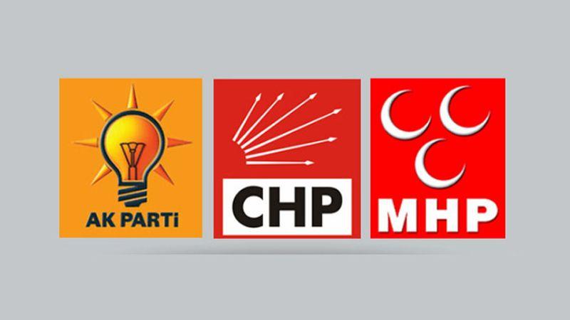 MHP'nin yeni anayasa açıklamasına ilişkin AKP ve CHP'den açıklama