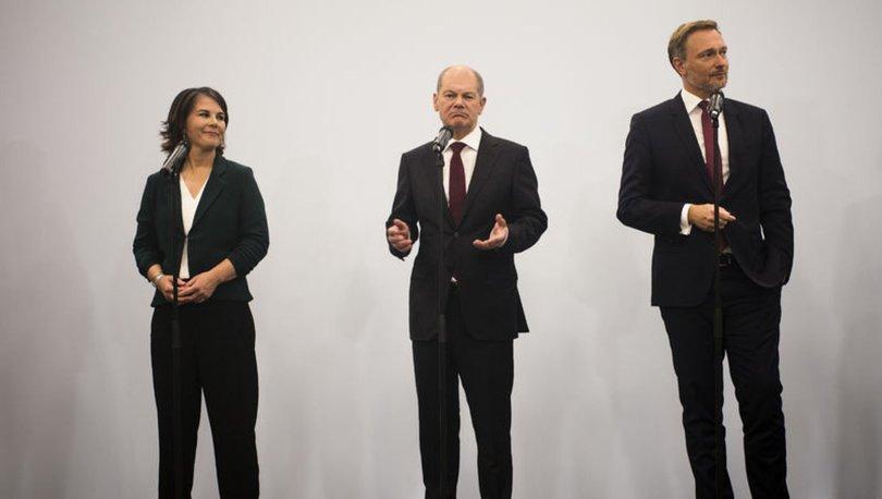 Almanya | Üç parti koalisyon görüşmeleri için anlaştı!