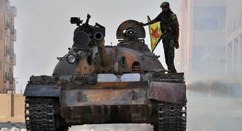 """""""Şam ve Ankara Rojava'da kontrolü sağlamak için anlaştı"""" iddiası!"""