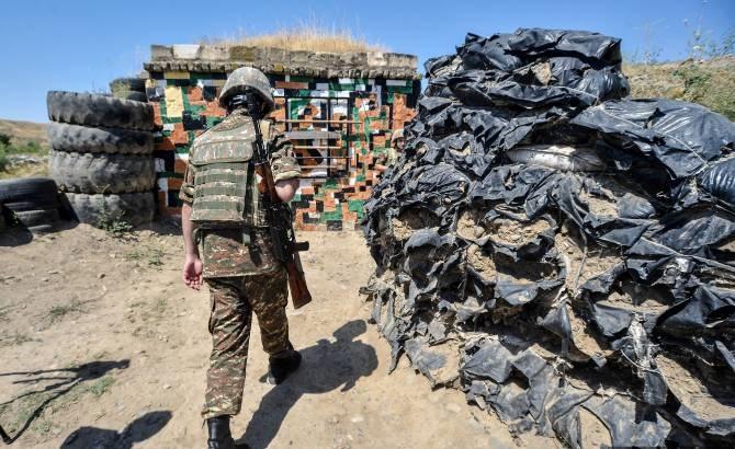 Ermenistan'dan Azeri askerlerin bir kısmı çekildi açıklaması