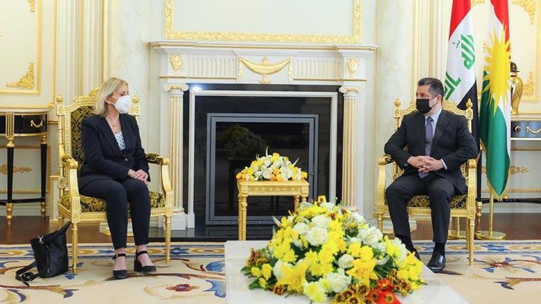 Başbakan, Peşmerge Güçleri'ne desteğinden dolayı Fransa'ya teşekkür etti!