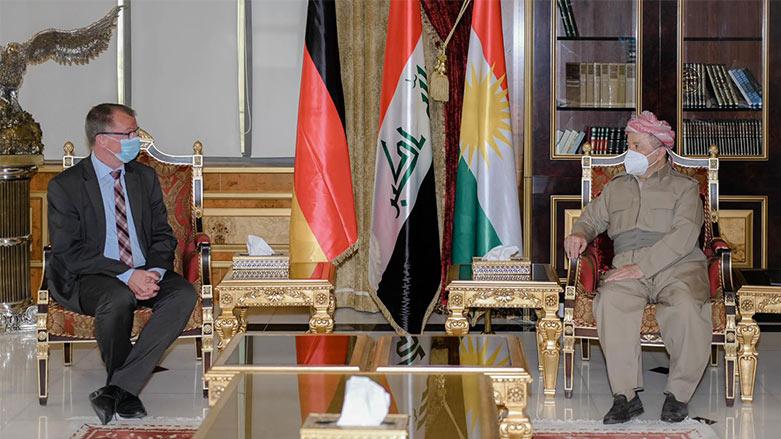 Alman Büyükelçi: Kürdistan Bölgesi her zaman güvenli bir sığınak olmuştur!
