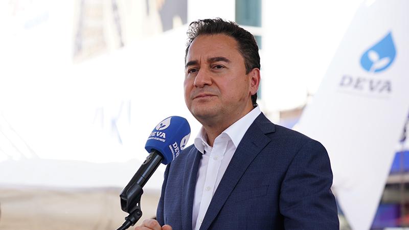 Babacan: Yoğunlukla Kürtlerin yaşadığı bölgelere kayyum atanıyorsa…