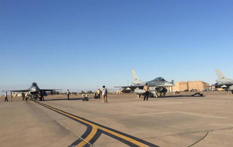 Saldırının ardından çok sayıda F-16 personeli Erbil'e nakledildi!