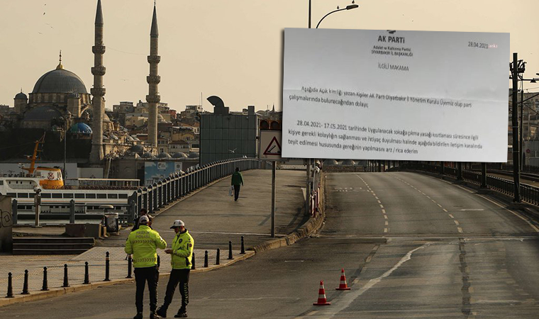 AKP İl Başkanlıkları'na muafiyet belgesi: Önce paylaştı, sonra sildi!