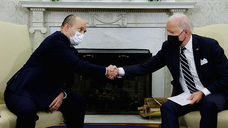 İsrail Başbakanı'ndan İran'a gözdağı: Biden'la anlaştık!