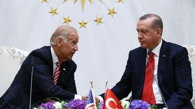 """""""Biden yönetimi için Erdoğan'ın kredisi tükendi"""""""