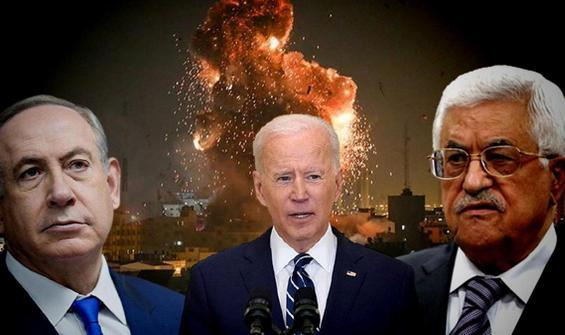 Biden'dan Netanyahu'ya destek; Abbas'a ise 'Hamas'ı durdur' telefonu