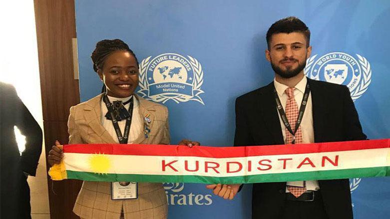 """BM'den Kürt öğrenciye """"Üstün Diplomasi Ödülü"""""""