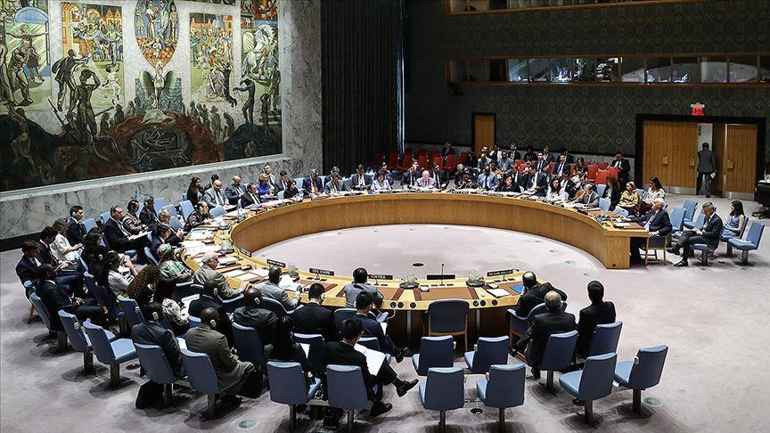 BMGK'den İsrail-Filistin gerilimi üzerine 'pazar günü' kararı