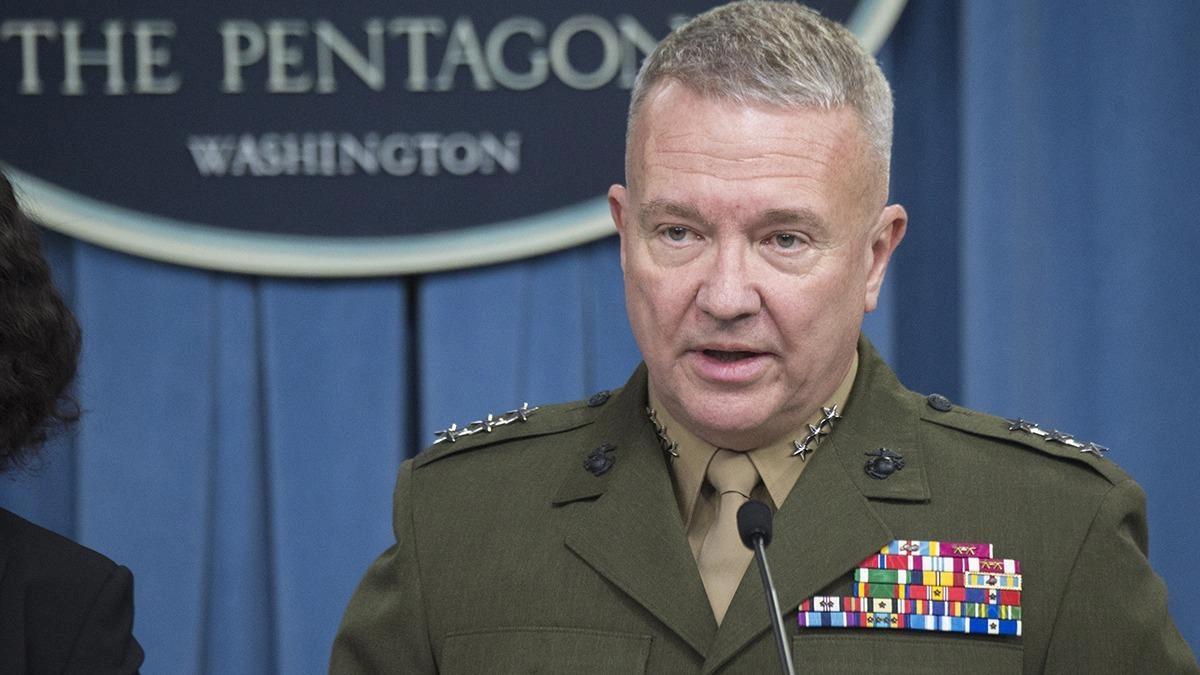 CENTCOM: ABD'nin Irak'tan çekilme niyeti yok!