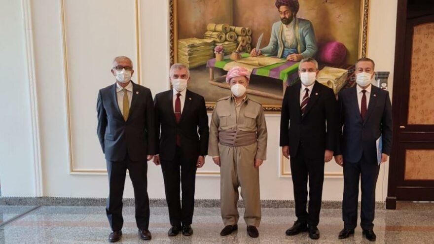 AKP'den CHP'nin Erbil ziyaretine ilişkin açıklama: Bizim için de değerlidir!