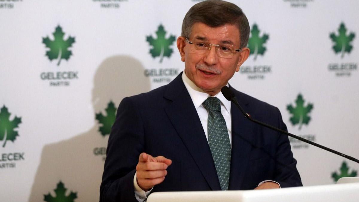 Davutoğlu'ndan 'Abdullah Gül'ün adaylığı' hakkında açıklama!