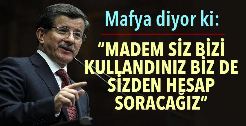VİDEO | Ahmet Davutoğlu: Erdoğan'ın haberi olmayacak öyle mi...
