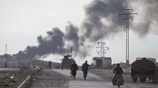 Esad ve Rus güçlerinden 'o bölgeye' ağır bombardıman!